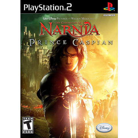 File:Prince Caspian - PS2 game cover.jpg