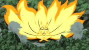 Kurama Accumulating Energy.png