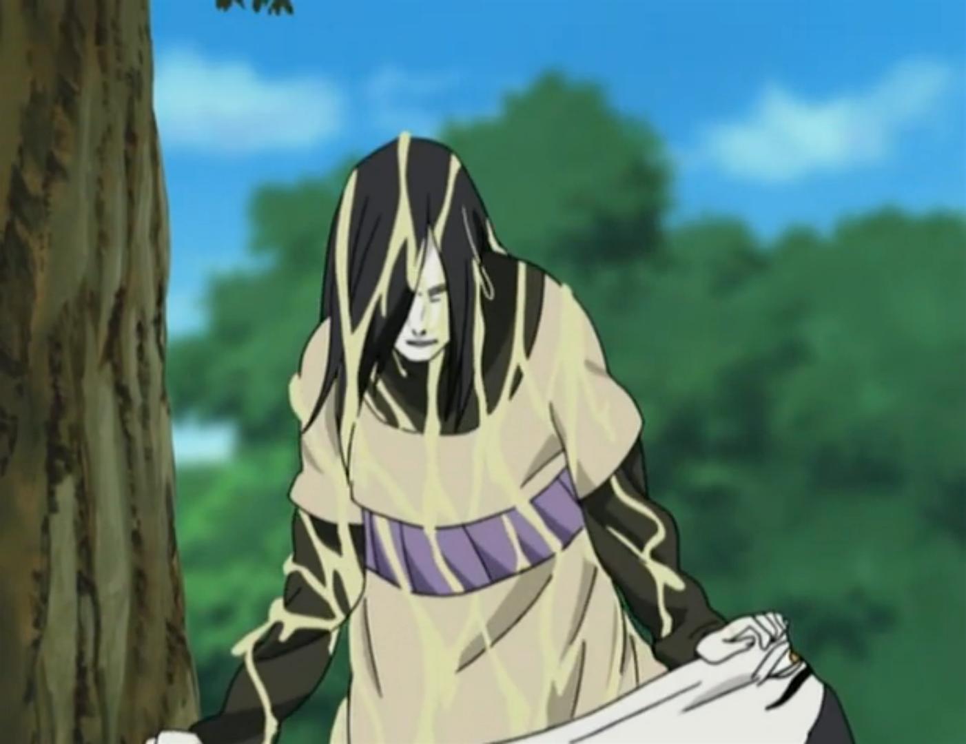 Naruto Uzumaki Vs Sasuke Uchiha Orochimaru-Style Body ...