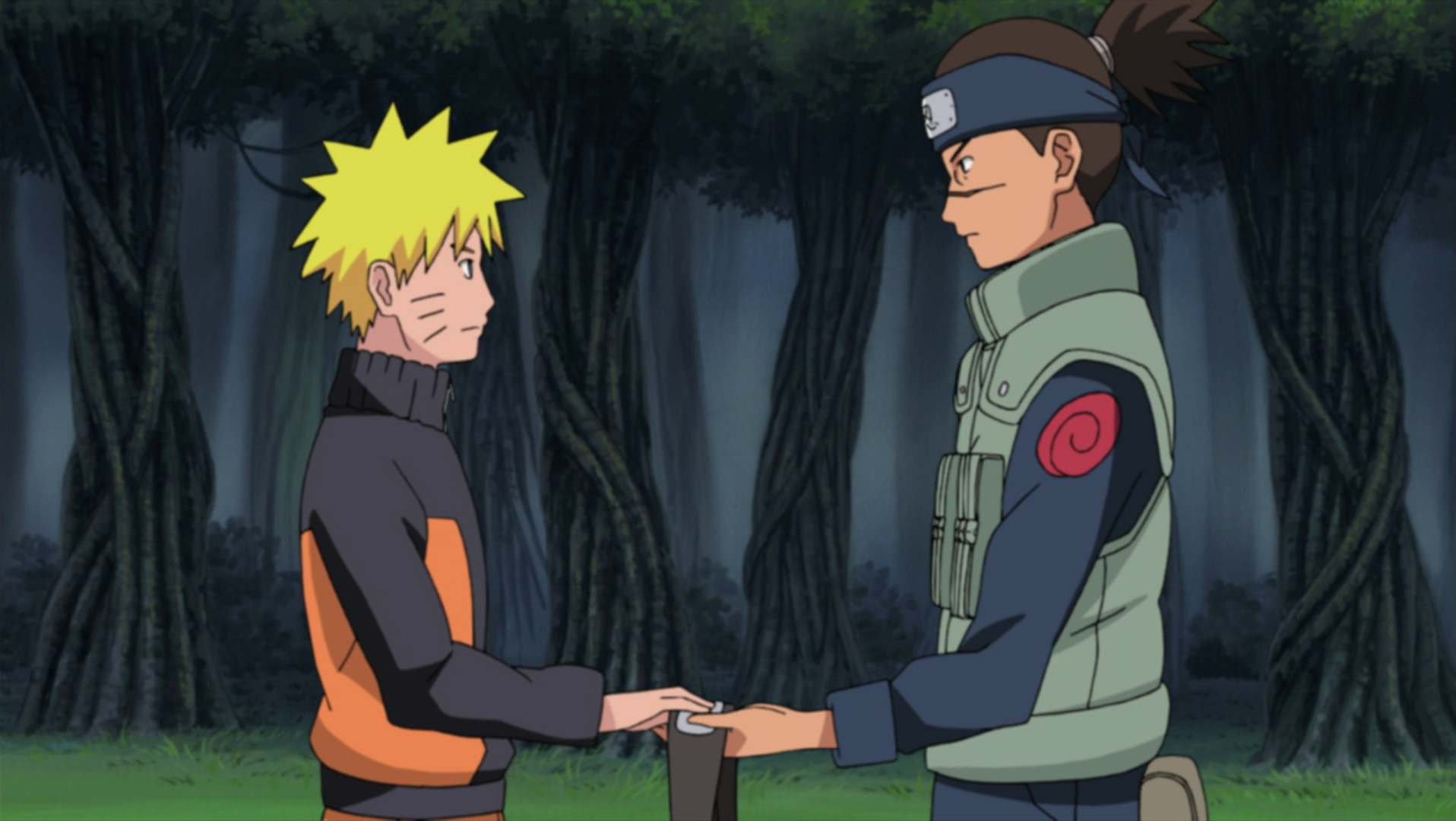 A Message from the Heart | Narutopedia | FANDOM powered by ...