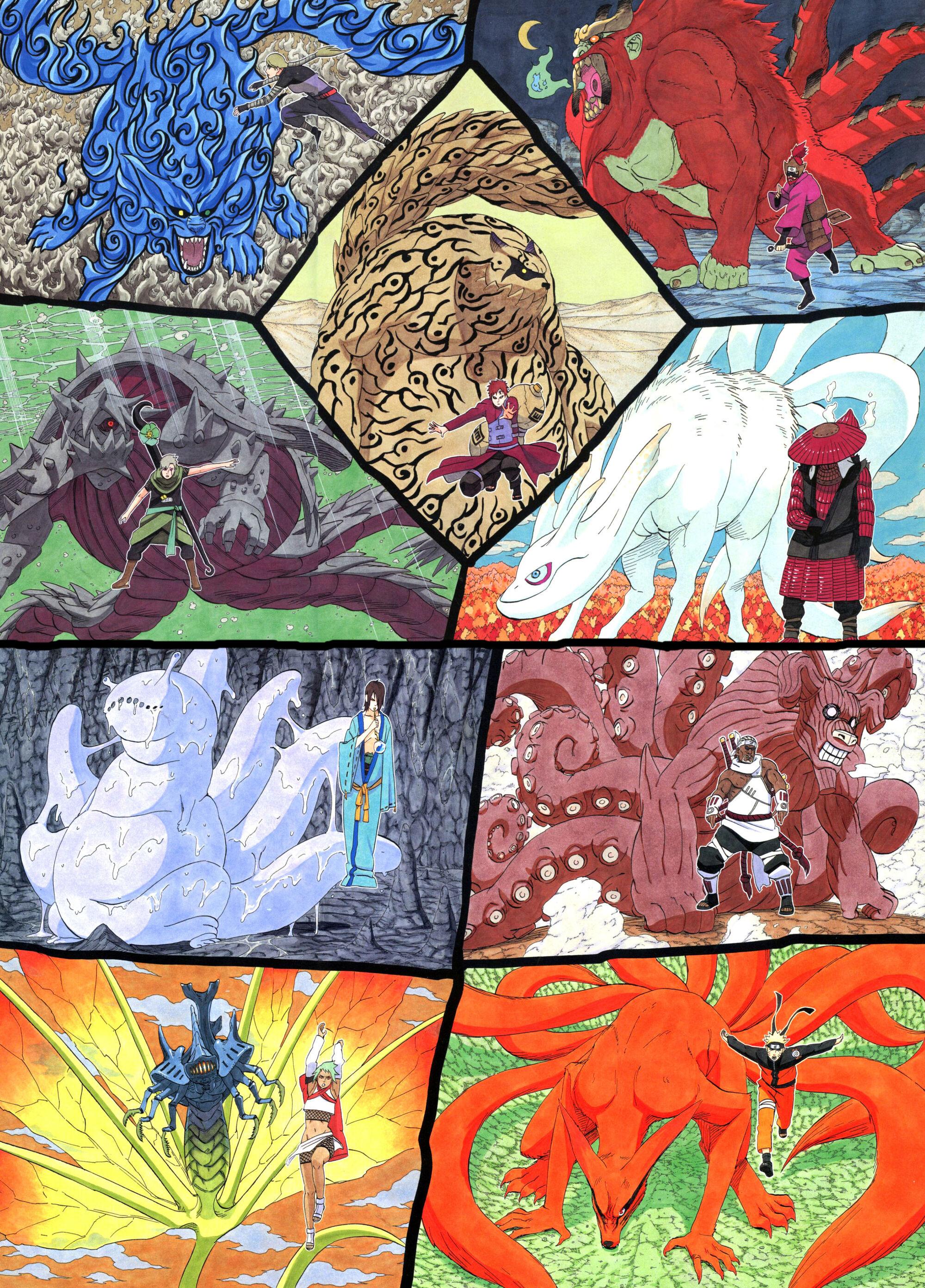 Tailed Beast | Narutopedia | FANDOM powered by Wikia
