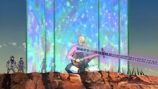 Hōichi's Barrier