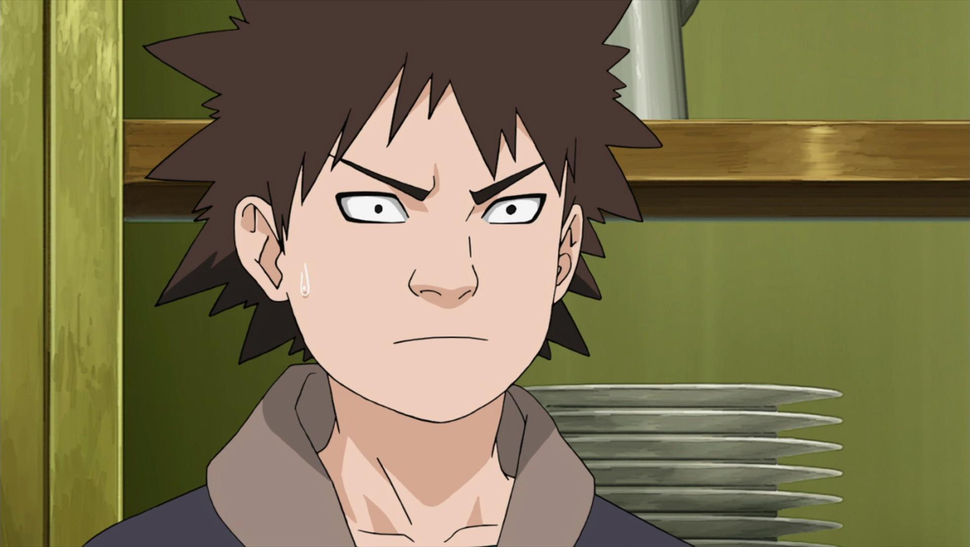 Young Naruto Characters