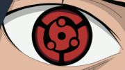 Madara's Eternal Mangekyo Sharingan