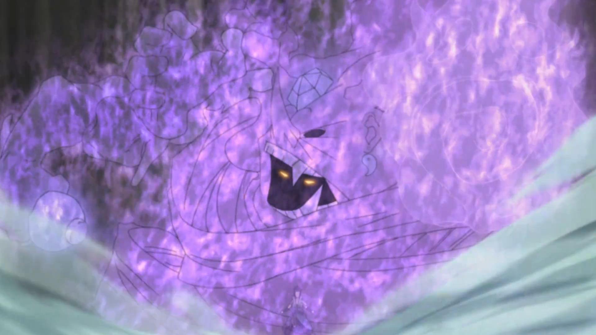 Naruto Shippuden Madara Uchiha Susanoo