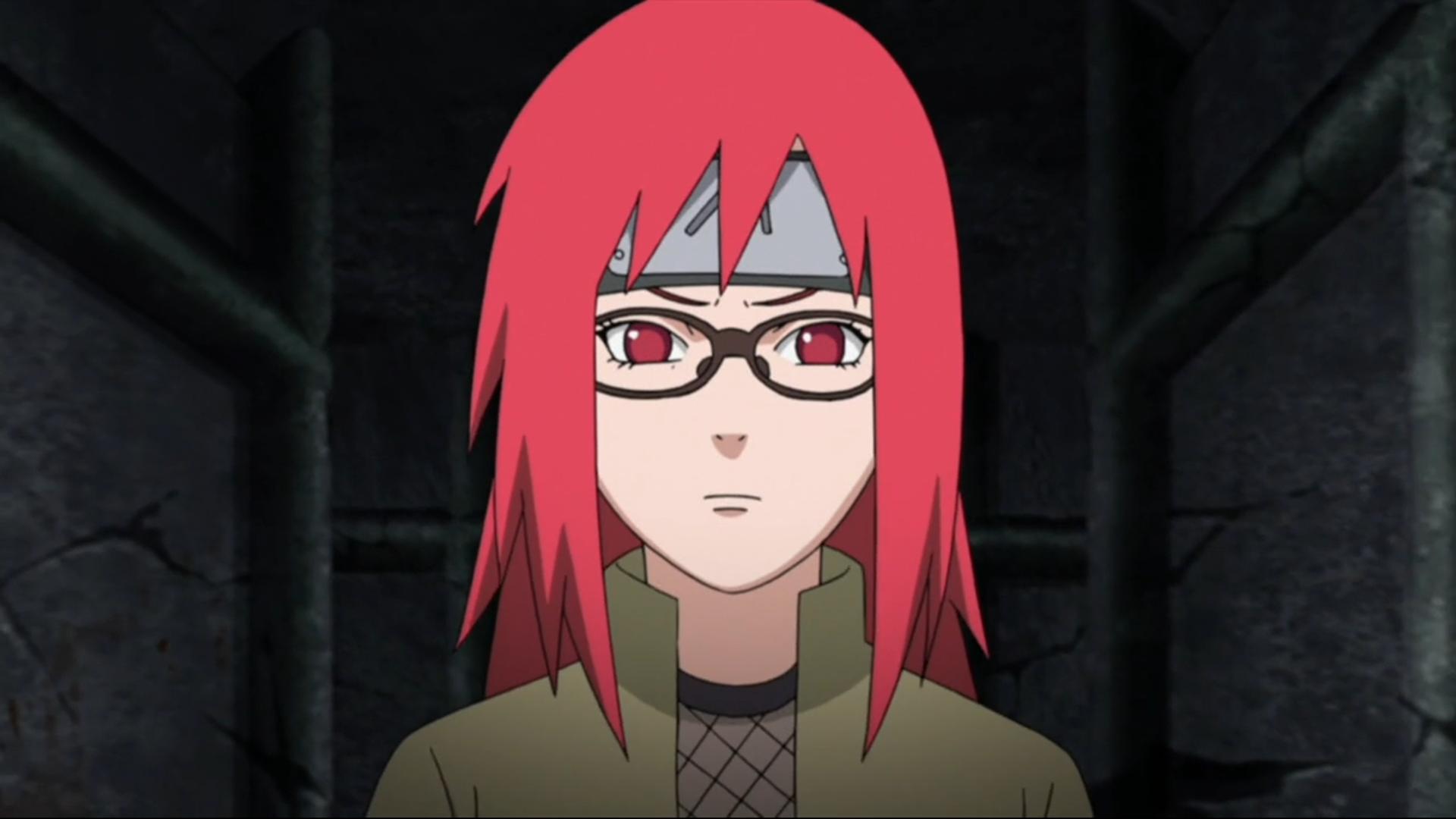 Karin   Wiki Naruto   ...