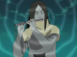Paralysing Flute Genjutsu