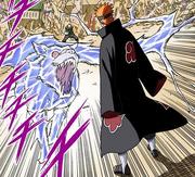 Lightning hound manga