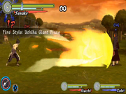 Uchiha gigant flame