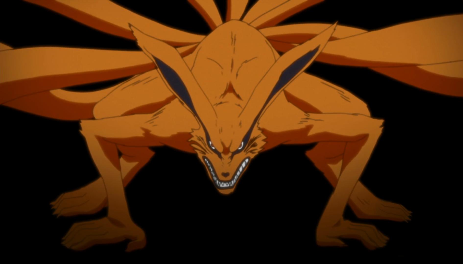 Kurama narutopedia fandom powered by wikia - Naruto renard ...