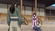 Chiyo Tells Tatewaki to Stop the Training