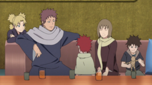 Gaara's dream