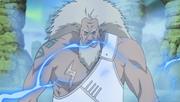 Third Raikage's Lightning Chakra Mode