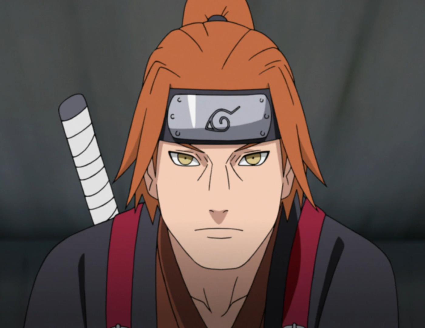 Fū Yamanaka Narutopedia Fandom Powered By Wikia