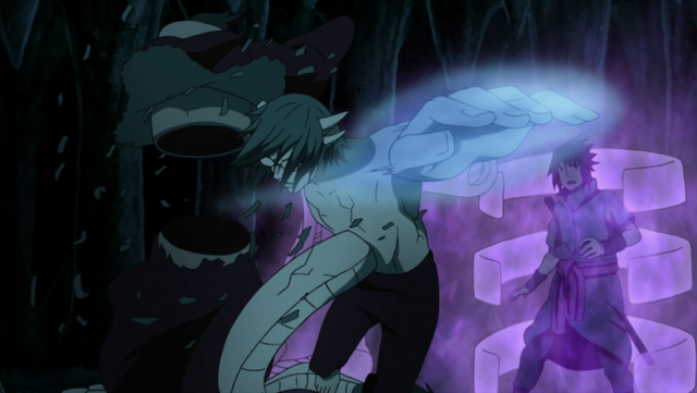 File:Kabuto slices Itachi.png