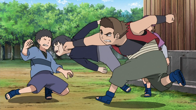 File:Dokan punches Itachi's clone.png