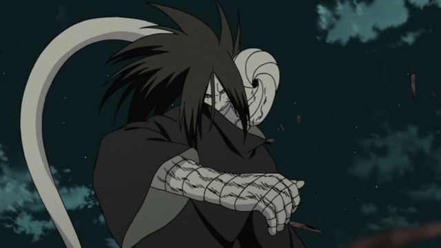 File:Orochimaru Attacks Tobi.png