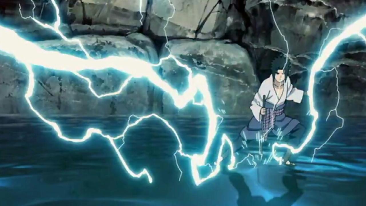 Chidori Light Sword | Narutopedia | Fandom powered by Wikia
