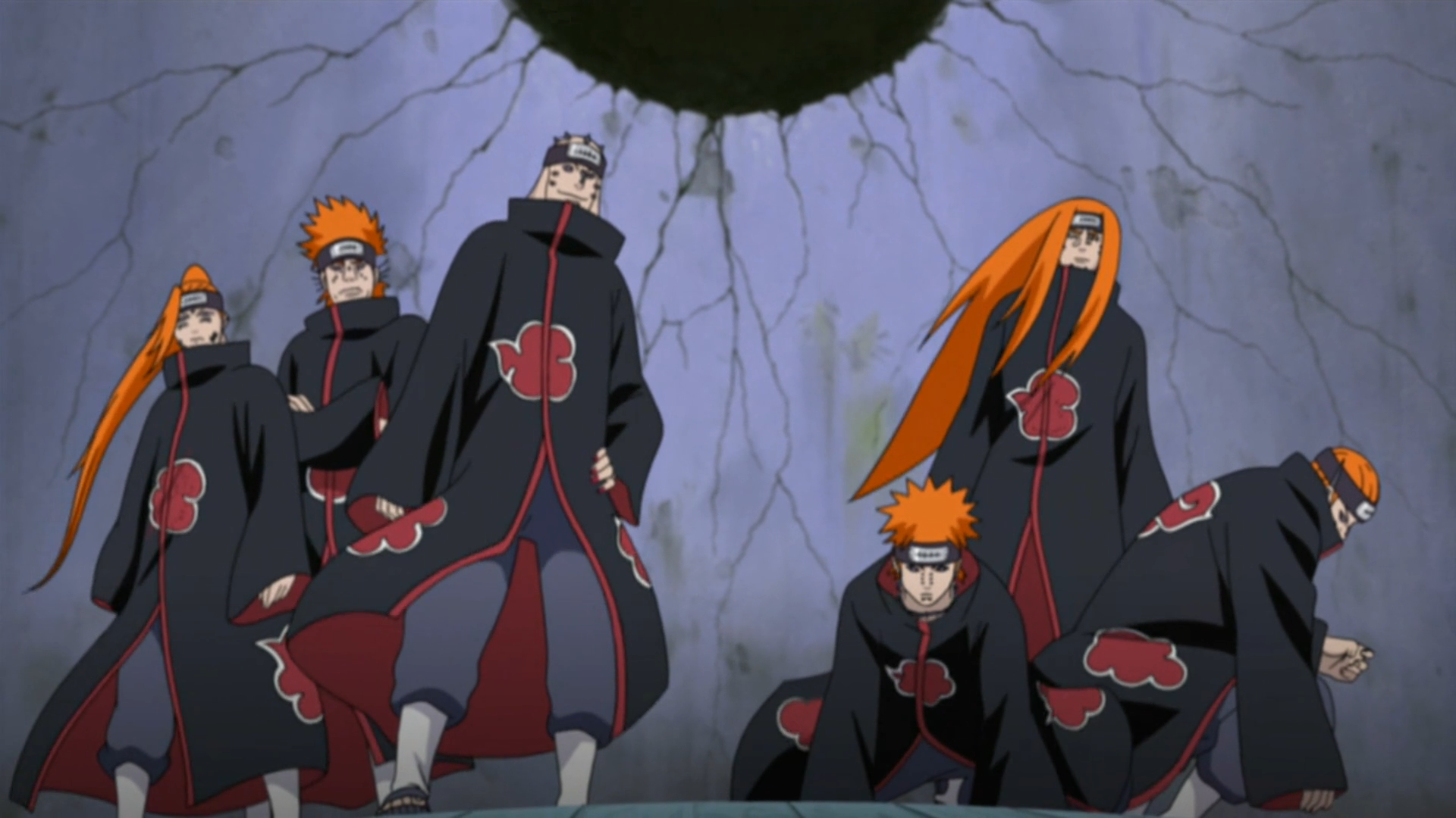 "C&C - Naruto Shippuden - ""In Attendance, the Six Paths of ..."