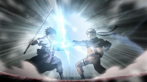 Dream Sasuke Vs Naruto