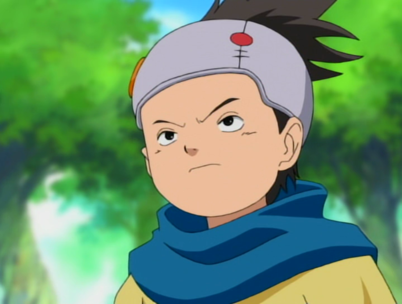 Naruto For Kaskuser: Konohamaru Sarutobi Shippuden