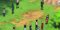 Konoha Plans Recapture Mission