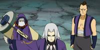 Three Ryūdōin Brothers