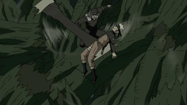File:Hiruzen frees Naruto.png