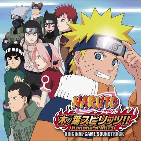 File:Naruto Konoha Spirits Original Game Soundtrack.jpg