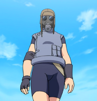 Hoshigakure Flak Jacket