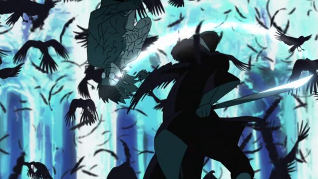 File:Itachi attacks Kabuto.png