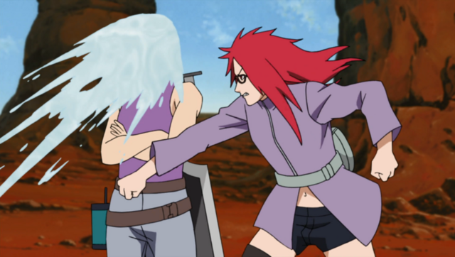 File:Karin attacks Suigetsu.png