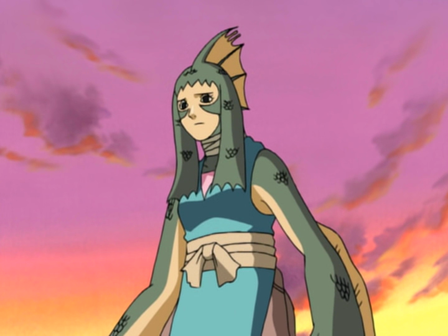 Name the Filler Characters in Naruto by Pic Quiz - By