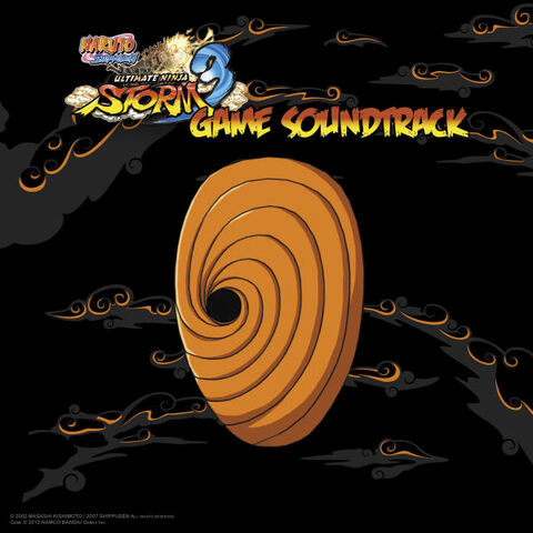 File:Naruto Shippuden Ultimate Ninja Storm 3 - Game Soundtrack.jpg