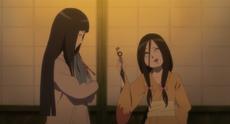 Hanabi teasing hinata