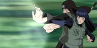 Eight Trigrams Vacuum Wall Palm