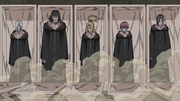 Five of the Reincarnated Akatsuki