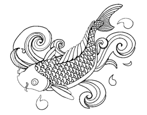 Koi-fish-coloring-pages-games