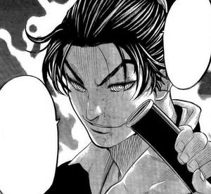 Ryun's Rinnegan Manga