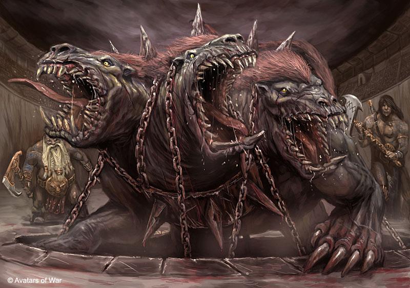 Skull crushers dragon