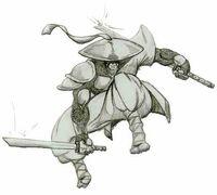 Skilled Shinobi