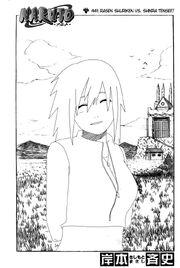 Kagura mashita manga style