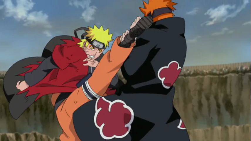 naruto vs pain (fighting -natsu 7.6.2014 royal city)