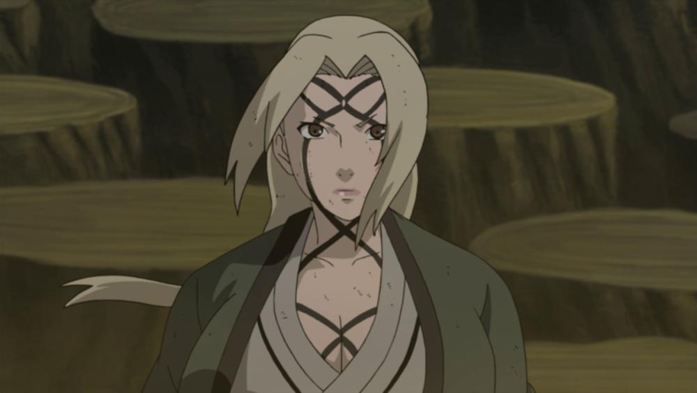 Tsunade naruto profile wiki fandom powered by wikia - Technique de sasuke ...