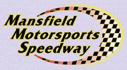 Mansfield Motorsports Speedway Logo