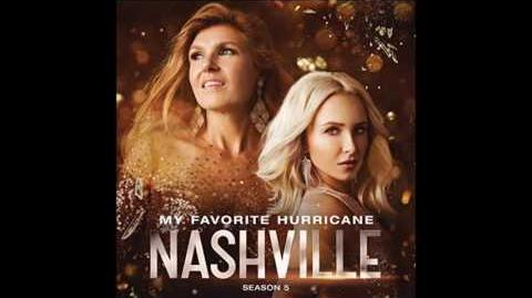 My Favorite Hurricane (feat. Connie Britton & Charles Esten) by Nashville Cast