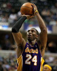 Kobe Bryant Free Throw