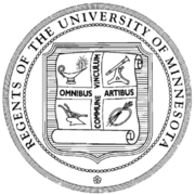 University of Minnesota Seal