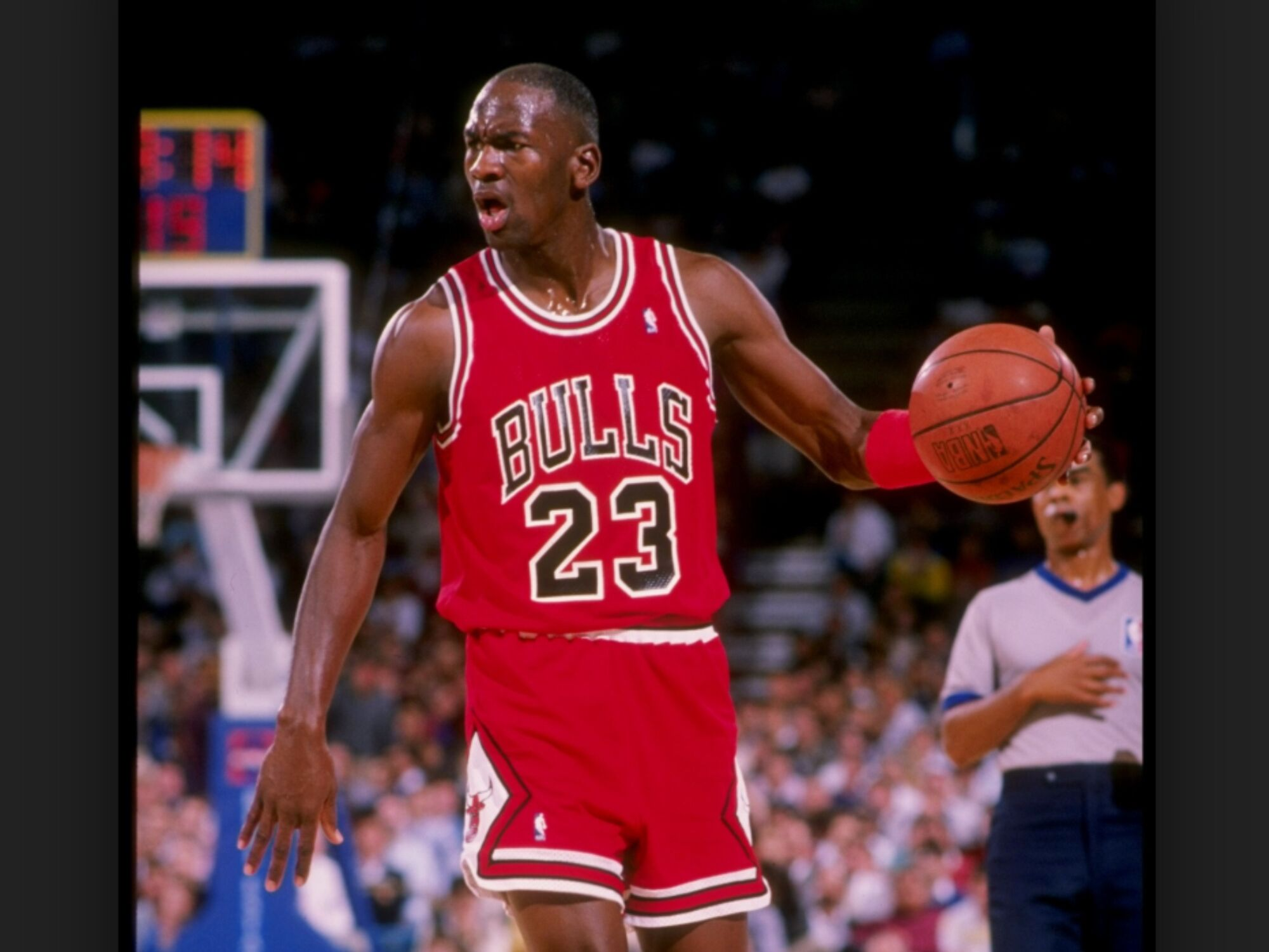 Basketball Players: Category:Players Who Wear/wore Number 23