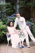 Ayesha-Alexander-and-Stephen-Curry-married